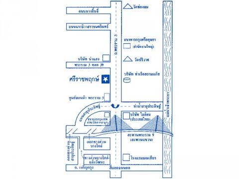 แผนที่รูปภาพ - บริษัท ศรีราชพฤกษ์ จำกัด