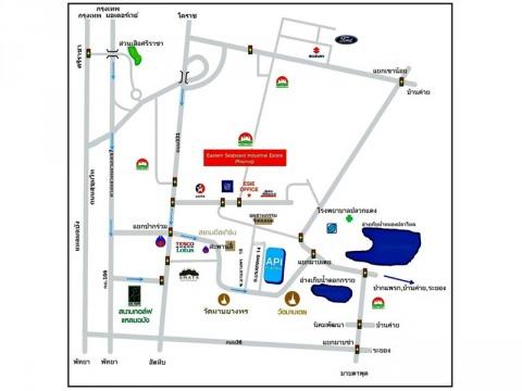 แผนที่รูปภาพ - บริษัท เอ พี ไอ เพลทติ้ง จำกัด
