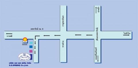 แผนที่รูปภาพ - บริษัท เอส เอส สปริง จำกัด