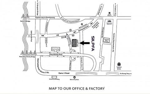 แผนที่รูปภาพ - บริษัท ศิลป์ฟ้าอุตสาหกรรมพลาสติก จำกัด