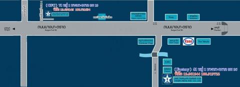 แผนที่รูปภาพ - บริษัท ไทยสินเมทัล อินดัสตรี จำกัด