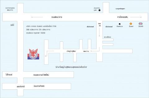 แผนที่รูปภาพ - เทปกาว บางกอก อินเตอร์ เมอร์เชี่ยนไดซ์