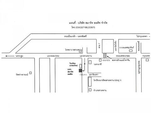 แผนที่รูปภาพ - บริษัท สมาร์ท ออดิท จำกัด