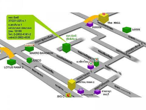 แผนที่รูปภาพ - ห้างหุ้นส่วนจำกัด นิเคอิ