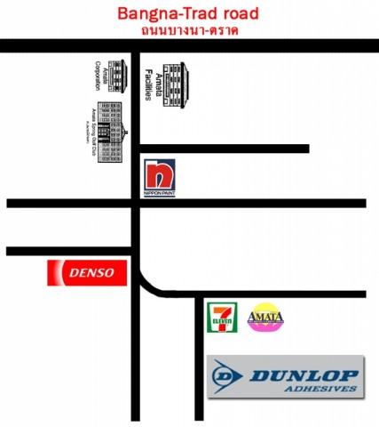 แผนที่รูปภาพ - บริษัท ดันล้อป แอดฮีซีฟส์ (ประเทศไทย) จำกัด