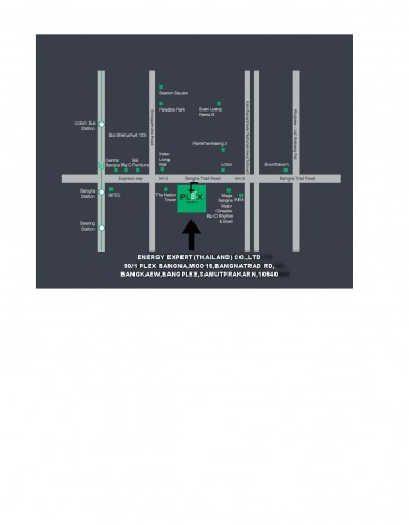 แผนที่รูปภาพ - บริษัท เอ็นเนอยี่ เอคซเพิร์ท (ไทยแลนด์) จำกัด
