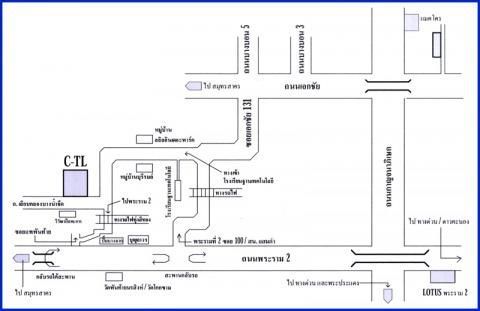 แผนที่รูปภาพ - บริษัท ซี-ทีแอล คอร์ปอเรชั่น จำกัด