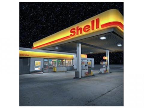 เมืองใหม่แก๊ส (สถานีเชลล์และเมืองใหม่แก๊ส)