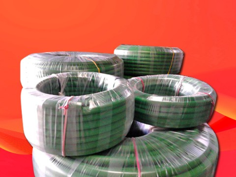 สายยางเขียว - บริษัท อุตสาหกรรมท่อยางไทย จำกัด