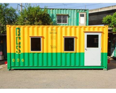 Bamrung Container Service Co Ltd