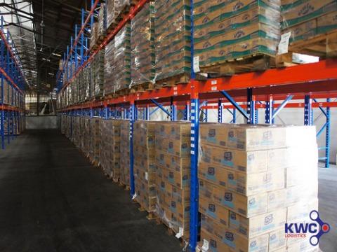 Warehousing - บริษัท เคดับบลิวซี โลจิสติกส์ จำกัด