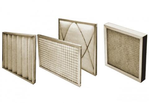 Pre-filter/Pleated filter Aluminium Filter with aluminium frame - บริษัท เจเคกรีน โปรดักส์ จำกัด