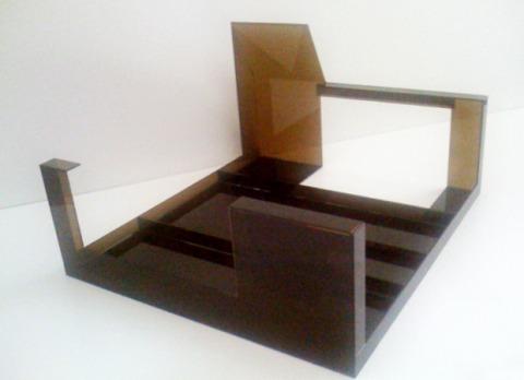 Acrylic Cover Guard Cutting By LASER CNC - บริษัท นวนครพลาสติก จำกัด