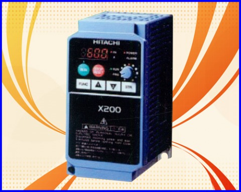 Inverter X200 - บริษัท อินเวอร์เตอร์โซลูชั่น จำกัด