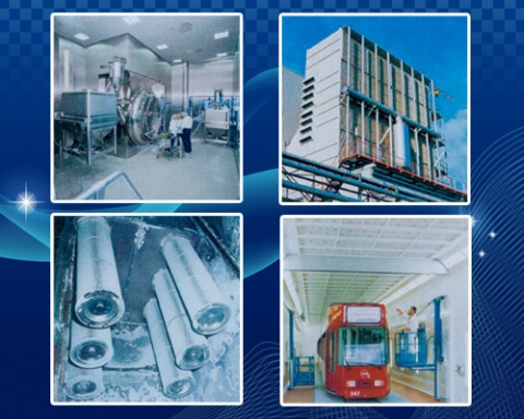 Freudenberg-Your globally expert partner for air filtration and dust removal - บริษัท สเปเชียล สตีล เซ็นเตอร์ จำกัด
