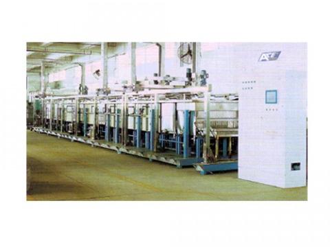 ACE Frame Crane Type Plating Production Line - บริษัท เอซีอี อัลติเมท จำกัด