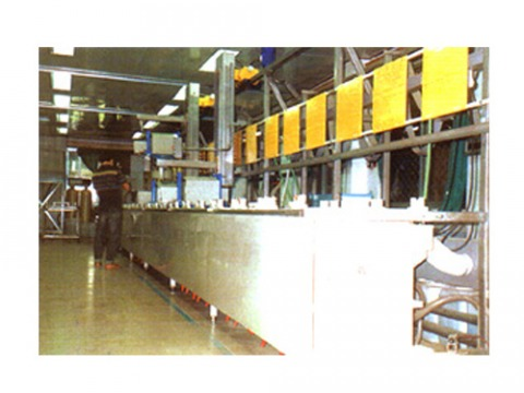 ACE Series Automatic Plating Line - บริษัท เอซีอี อัลติเมท จำกัด