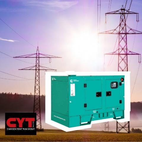 Cummins  Generator  CYT Power