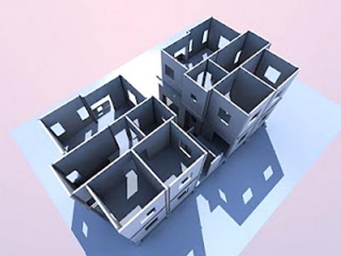 Precast Concrete พรีคาสท์คอนกรีต - บริษัท เอสเคซีพรีแฟ็บริเคท จำกัด