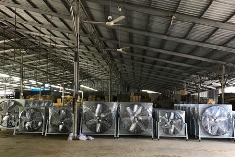 พัดลมอุสาหกรรม ขายส่ง - พัดลมระบายอากาศ-มงคลถาวรกิจ