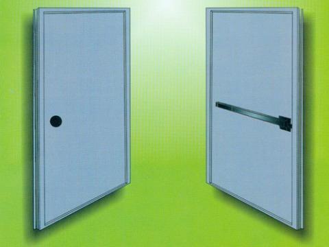 ประตูเหล็ก - ประตูหนีไฟ ไทย วิน สตีล โปรดักส์