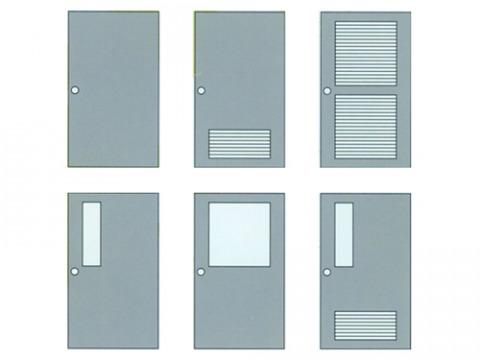 โรงงานผลิตประตูหนีไฟ - ประตูหนีไฟ ไทย วิน สตีล โปรดักส์