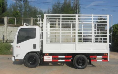 กระบะลูกกรงรถสี่ล้อใหญ่ - บริษัท วี เอ็น บอดี้คาร์ จำกัด