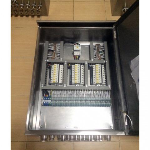 ระบบไฟฟ้าโรงงาน ระยอง - บริษัท ศ เครือวงค์ เอ็นจิเนียริ่ง เซอร์วิส แอนด์ ซัพพลาย จำกัด