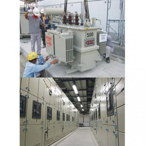 ELECTRIC  SYSTEM - ห้างหุ้นส่วนจำกัด พี เค เพาเวอร์ อิเล็คทริค แอนด์ คอนสตรัคชั่น