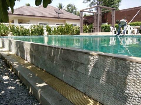 เบิกฤทธิ์ รับสร้างสระว่ายน้ำพัทยา
