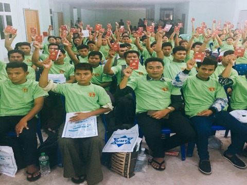 Foreign Worker Employment Agency TK Labours Group (Thailand) Co Ltd