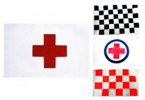 ธงชนิดต่าง ๆ - ร้าน สมใจ ธง