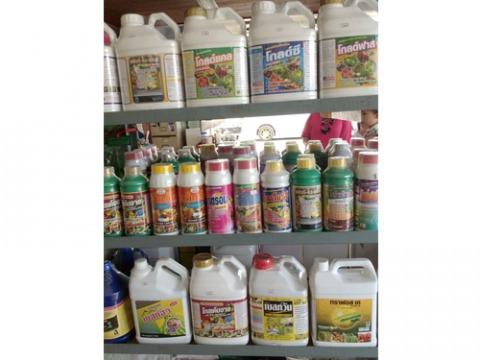 จำหน่าย ปุ๋ยเคมี ยาปราบศัตรูพืช ปุ๋ยอินทรีย์ - ห้างหุ้นส่วนจำกัด กองจินดาเคมีเกษตร