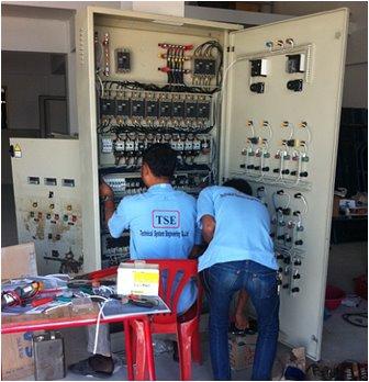 วิศวกรติดตั้งตู้ MDB ชลบุรี