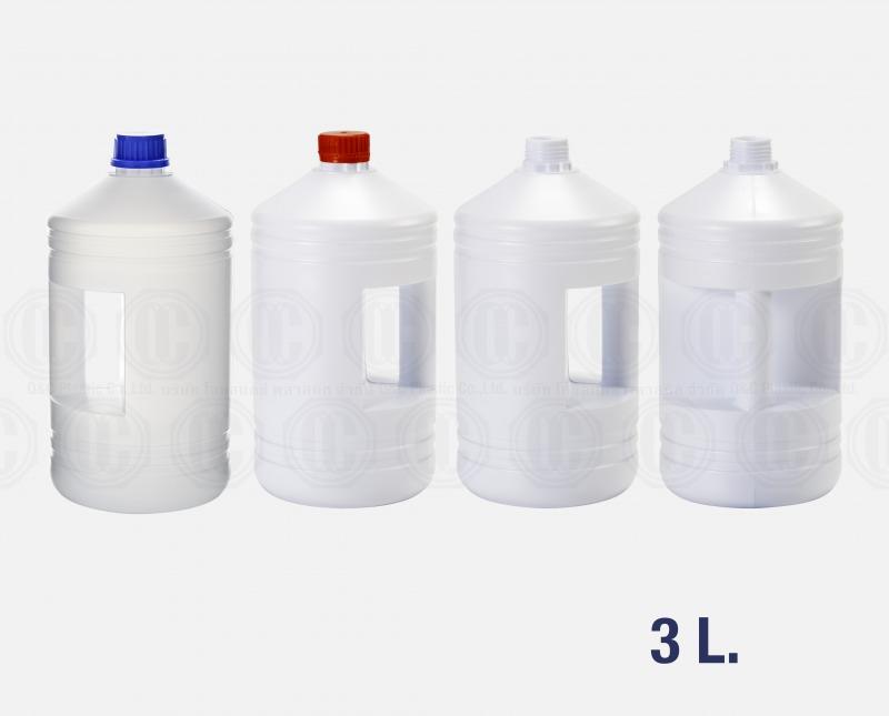 แกลลอนพลาสติก 3 ลิตร