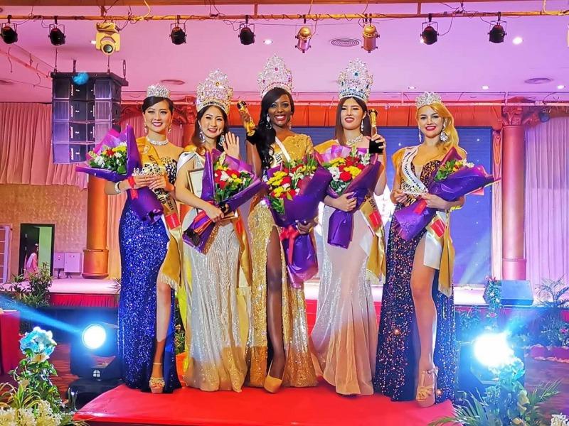 INKY-Miss Tourism Worldwide 2029 (2nd runner)