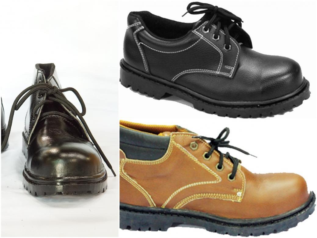 โรงงานผลิตรองเท้าหัวเหล็ก