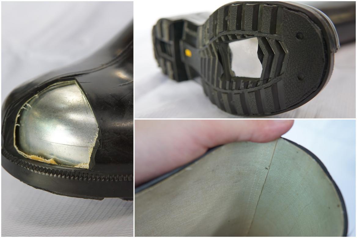 โรงงานผลิตรองเท้าบูทยาง