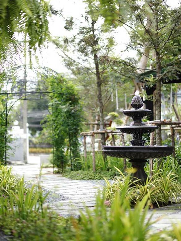 งานน้ำพุตกแต่งสวน กรุงเทพฯ