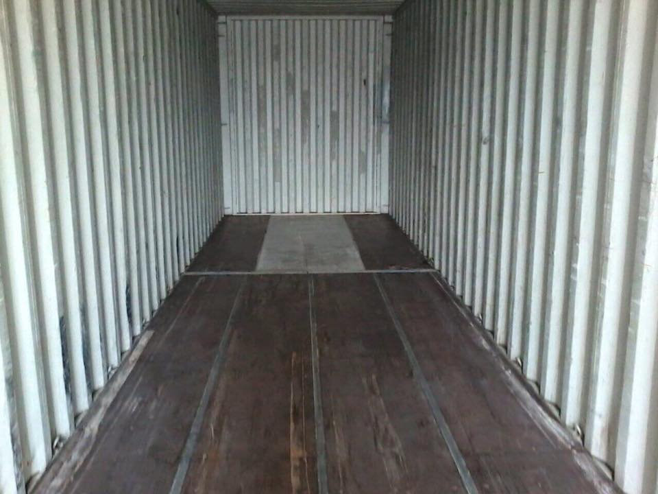 Rent a container in Bangna