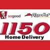 Logo KFC Pizza Hut Delivery